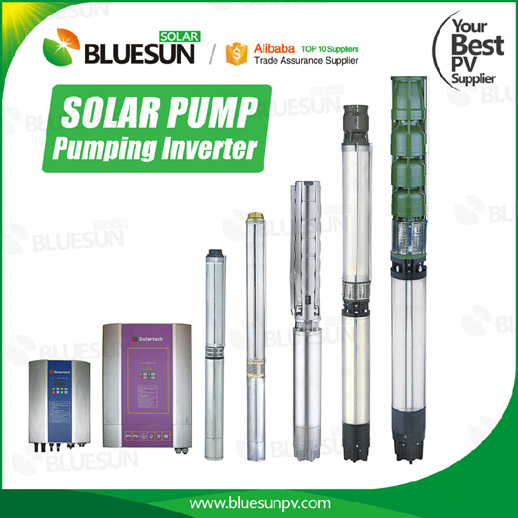 solar power water pump for pond & fountain