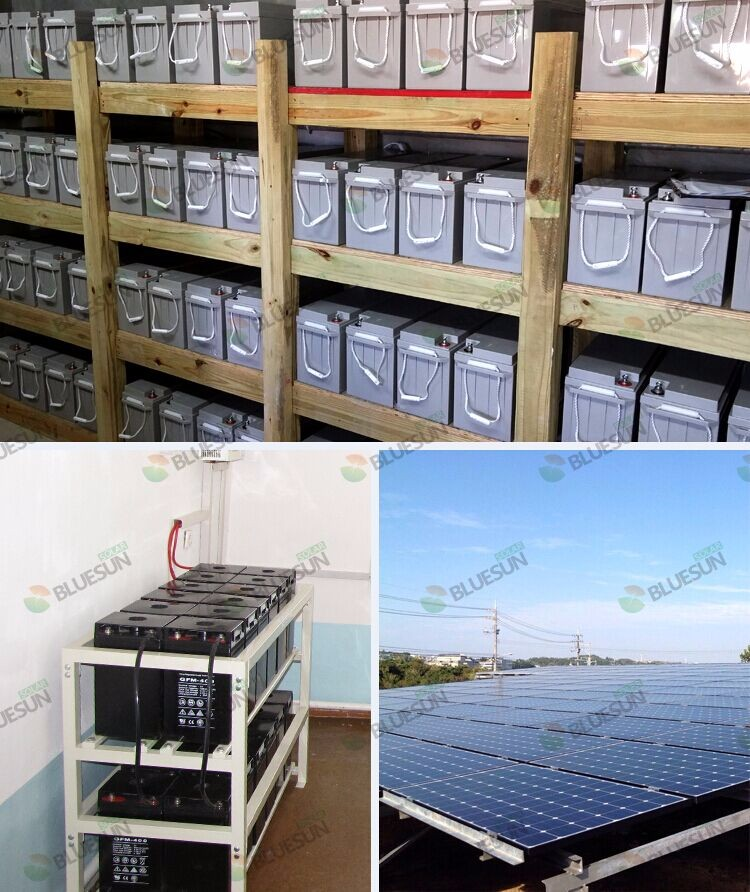 2V 500AH Electronic Batteries for Solar System