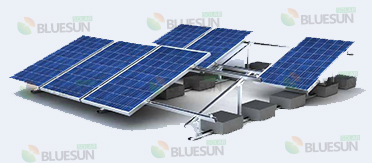 Flat Roof Solar Mounting