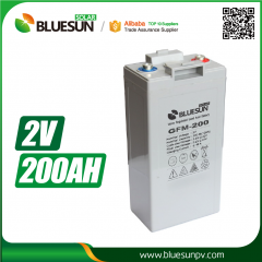 2V 200AH Best Rechargeable aa Batteries for Solar Panel