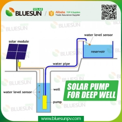 20hp solar water pump system