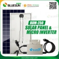 On-grid solar power micro inverter 250w