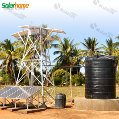 solar borehole pumps