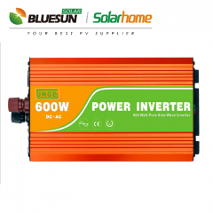 Bluesun off grid 600w DC to AC Power Inverter Pure Sine Wave Inverter 0.6KW-Bluesun