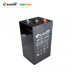 2V 400ah AGM best rechargeable battery type