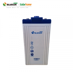 2V 800AH Gel Sealed Lead Acid Battery Work Battery