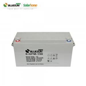 12V 150ah AGM best rechargeable battery type