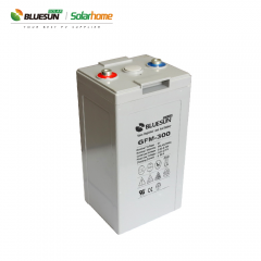 2V 300ah AGM best rechargeable battery type