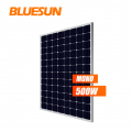 bluesun satu panel mono 500w 500watt 500wp modul panel solar panel