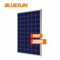 bluesun solar panel polim 300w 60 panel solar photovoltaic modul panel solar