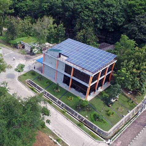 Indonesia 30k Off Grid Solar sistem